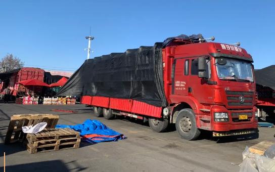 《中国交通报》跟踪调查货运司机复工情况